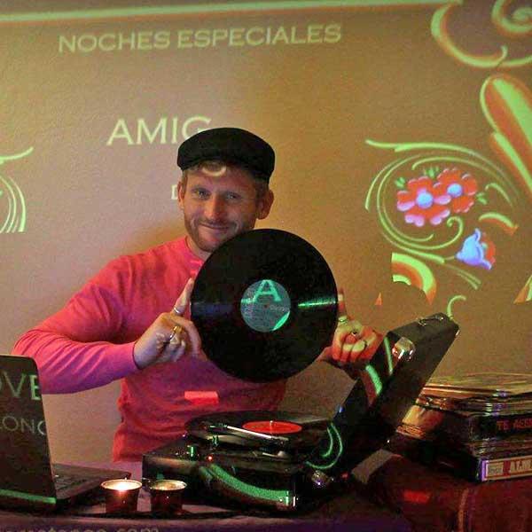 DJ Adrian Heim (Arg.)
