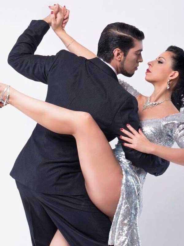 tango rencontre femme)