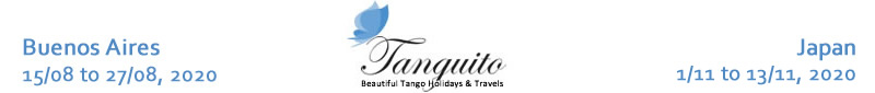 Tanguito travels Logo